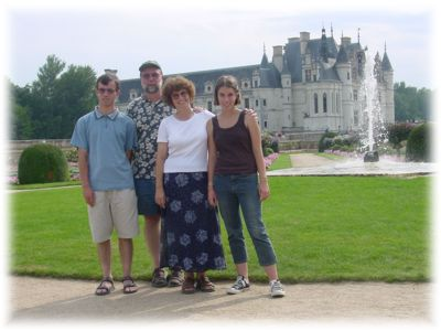 My family in France